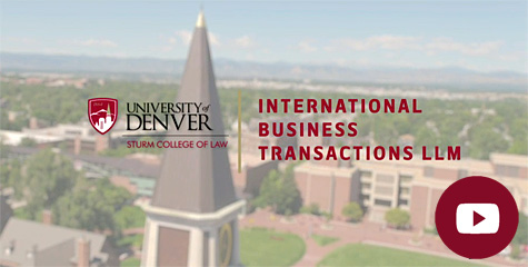 International Business Transactions LLM Video